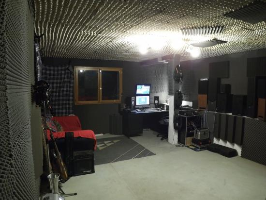 Song Box studio